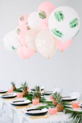 40 Summer Party Decoration Ideas 39