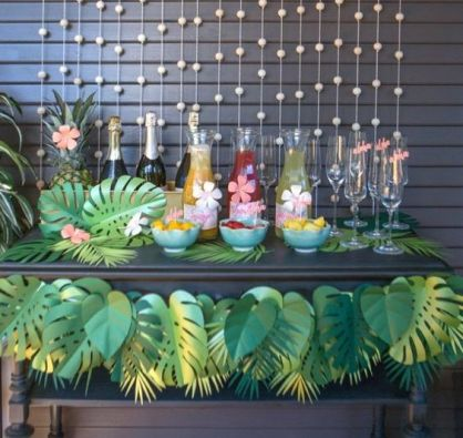 40 Summer Party Decoration Ideas 48