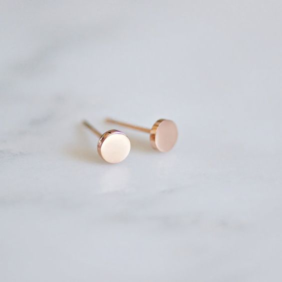 40 Tiny Lovely Stud Earrings Ideas 11