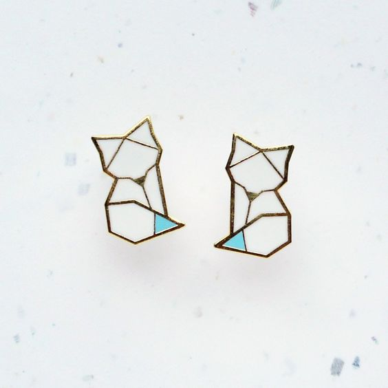 40 Tiny Lovely Stud Earrings Ideas 25
