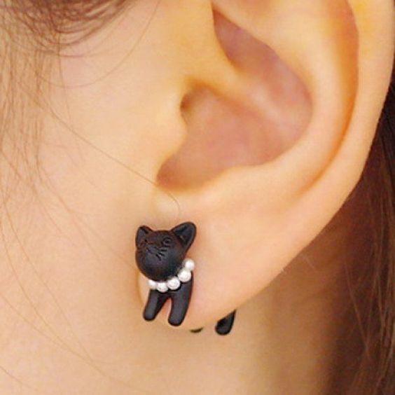 40 Tiny Lovely Stud Earrings Ideas 47