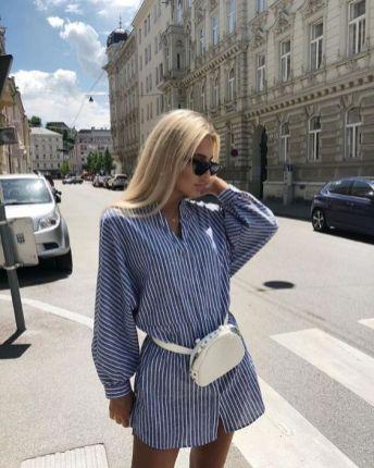 40 Ways to Wear Trendy Fanny Packs for Summer Ideas 1