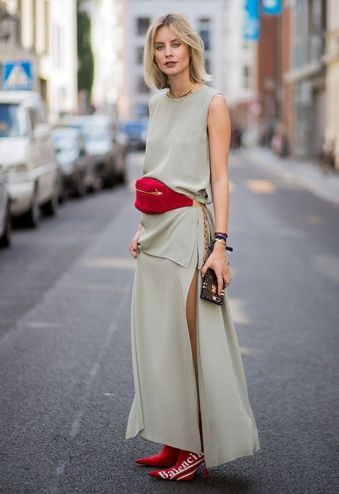 40 Ways to Wear Trendy Fanny Packs for Summer Ideas 11