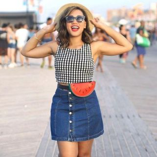 40 Ways to Wear Trendy Fanny Packs for Summer Ideas 14