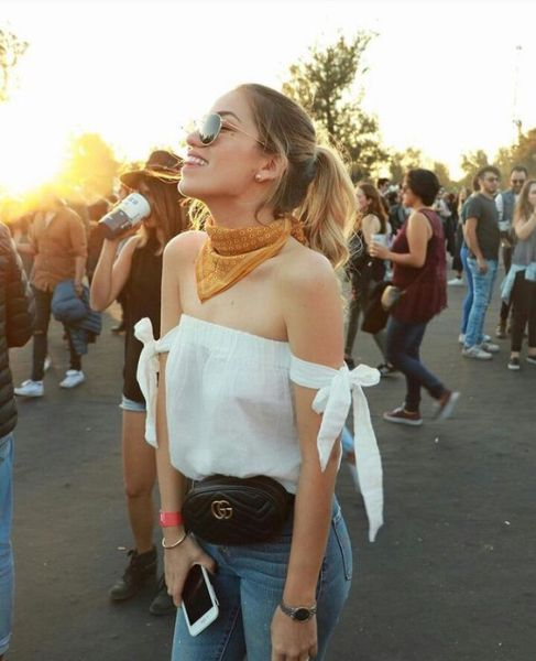 40 Ways to Wear Trendy Fanny Packs for Summer Ideas 19