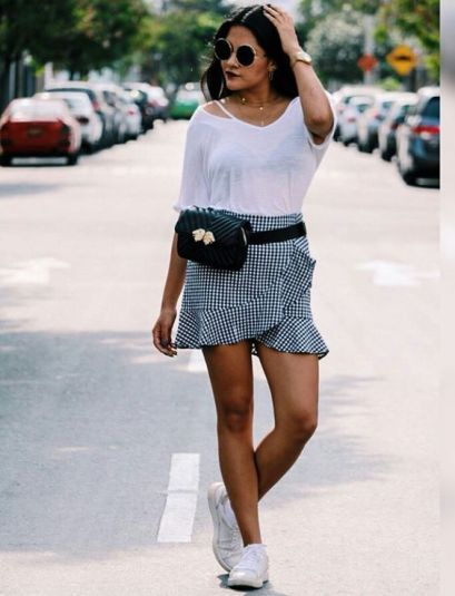 40 Ways to Wear Trendy Fanny Packs for Summer Ideas 2