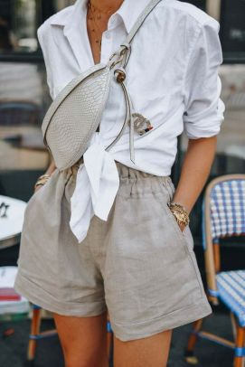 40 Ways to Wear Trendy Fanny Packs for Summer Ideas 38
