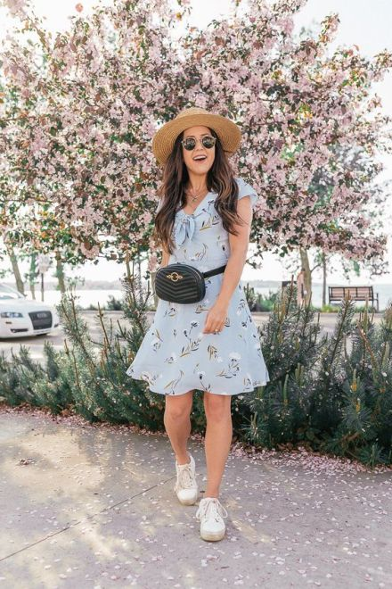40 Ways to Wear Trendy Fanny Packs for Summer Ideas 8