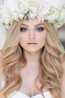 40 Wedding Hairstyles for Blonde Brides Ideas 15