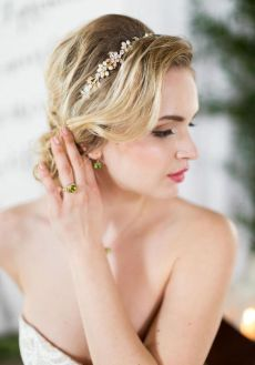 40 Wedding Hairstyles for Blonde Brides Ideas 29