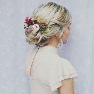 40 Wedding Hairstyles for Blonde Brides Ideas 37