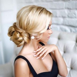 40 Wedding Hairstyles for Blonde Brides Ideas 42