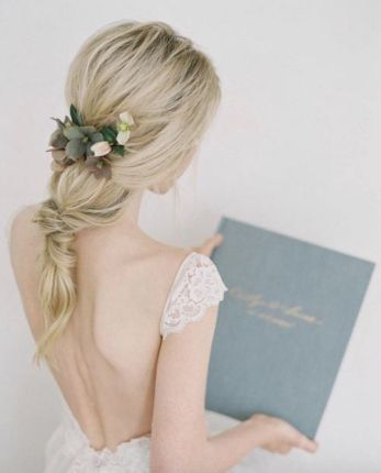 40 Wedding Hairstyles for Blonde Brides Ideas 5