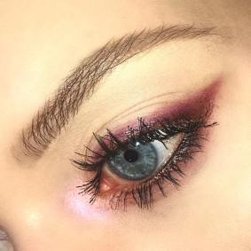 50 Blue Eyes Makeup You Need to Copy Ideas 34