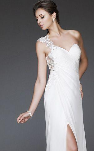 50 Bridal Dresses with Perfect Split Ideas 21 1