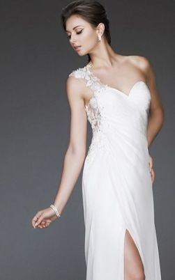 50 Bridal Dresses with Perfect Split Ideas 21 2