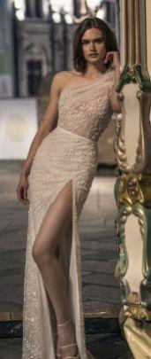50 Bridal Dresses with Perfect Split Ideas 30