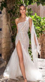 50 Bridal Dresses with Perfect Split Ideas 31 1