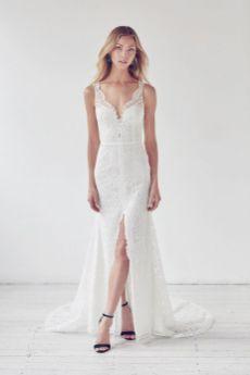 50 Bridal Dresses with Perfect Split Ideas 38
