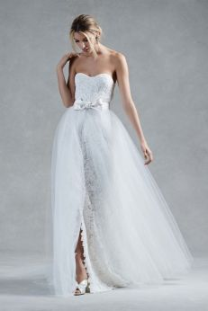 50 Bridal Dresses with Perfect Split Ideas 4 1