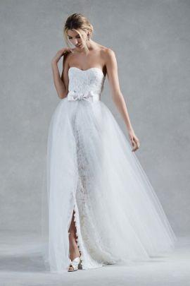 50 Bridal Dresses with Perfect Split Ideas 4
