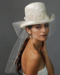 50 Bridal Hats You Will Love Ideas 17