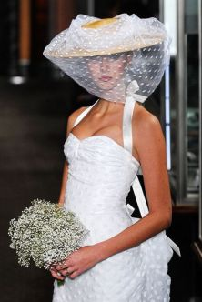 50 Bridal Hats You Will Love Ideas 25