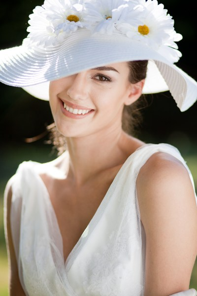 50 Bridal Hats You Will Love Ideas 27