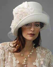 50 Bridal Hats You Will Love Ideas 37