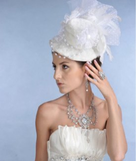 50 Bridal Hats You Will Love Ideas 53