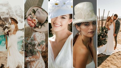 50 Bridal Hats You Will Love Ideas