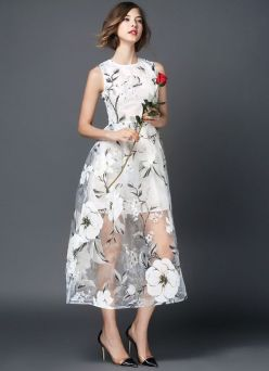 50 Organza Outfits You Should to Try Ideas 1