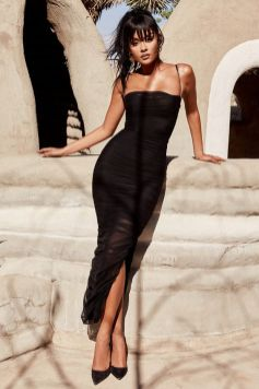 50 Organza Outfits You Should to Try Ideas 11