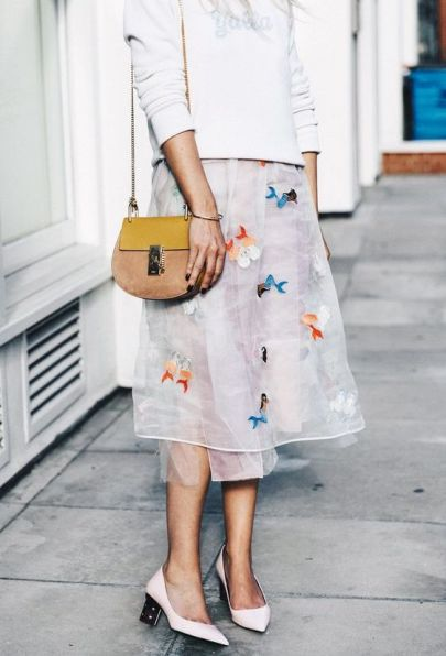 50 Organza Outfits You Should to Try Ideas 52