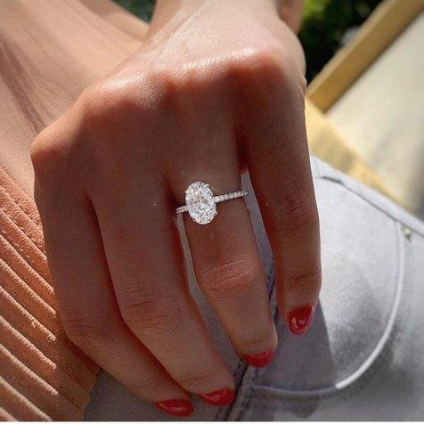 50 Simple Wedding Rings Design Ideas 11