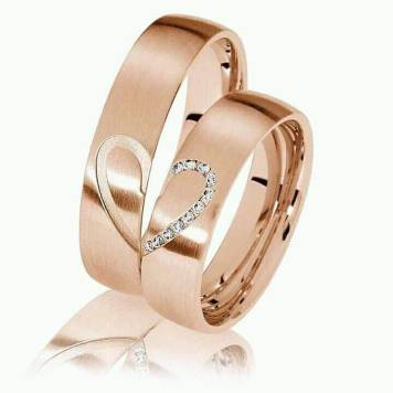 50 Simple Wedding Rings Design Ideas 13