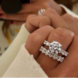50 Simple Wedding Rings Design Ideas 15
