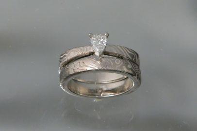 50 Simple Wedding Rings Design Ideas 16