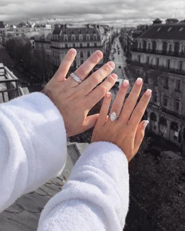 50 Simple Wedding Rings Design Ideas 22