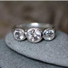 50 Simple Wedding Rings Design Ideas 28