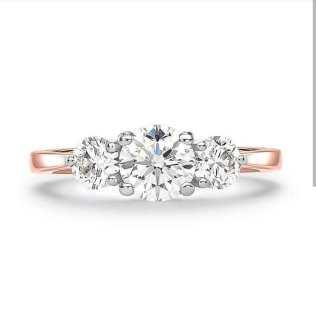 50 Simple Wedding Rings Design Ideas 30