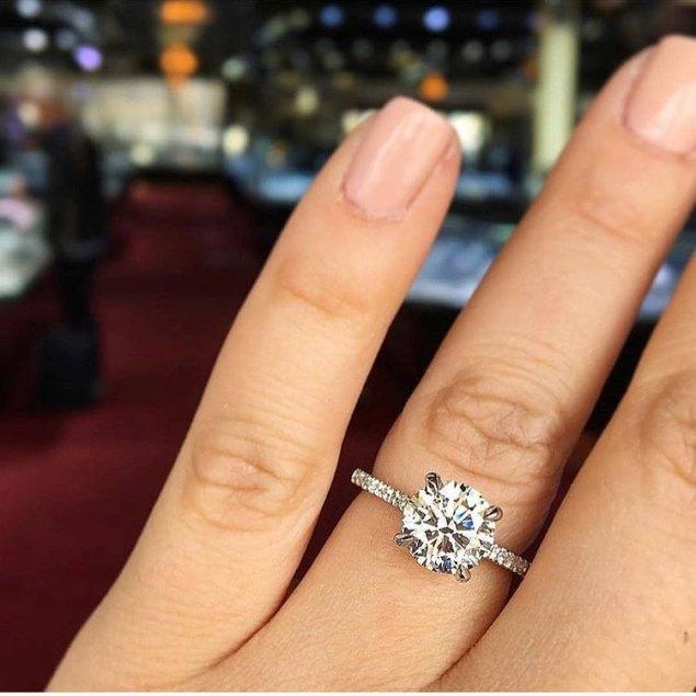 50 Simple Wedding Rings Design Ideas 34