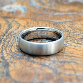 50 Simple Wedding Rings Design Ideas 43