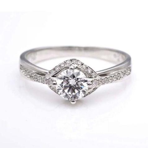 50 Simple Wedding Rings Design Ideas 46