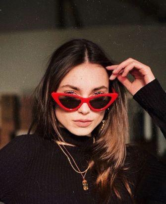 50 Stylish Look Sunglasses Ideas 21