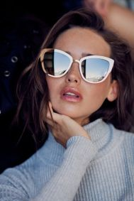 50 Stylish Look Sunglasses Ideas 25