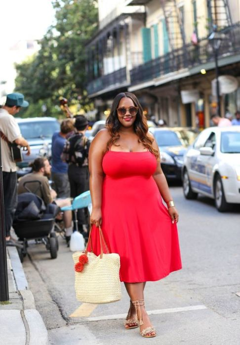 50 Summer Outfits for Plus Size Ideas 19