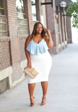 50 Summer Outfits for Plus Size Ideas 31