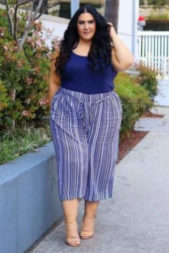 50 Summer Outfits for Plus Size Ideas 36
