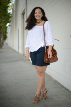 50 Summer Outfits for Plus Size Ideas 37